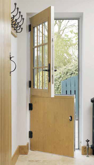 stable composite door